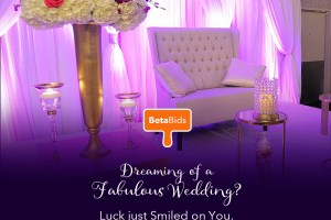 Your fabulous wedding becomes a reality