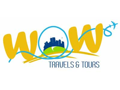 WOW travels and tours logo