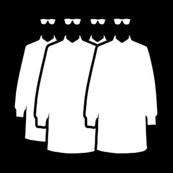 "Image result for men in white coats"""