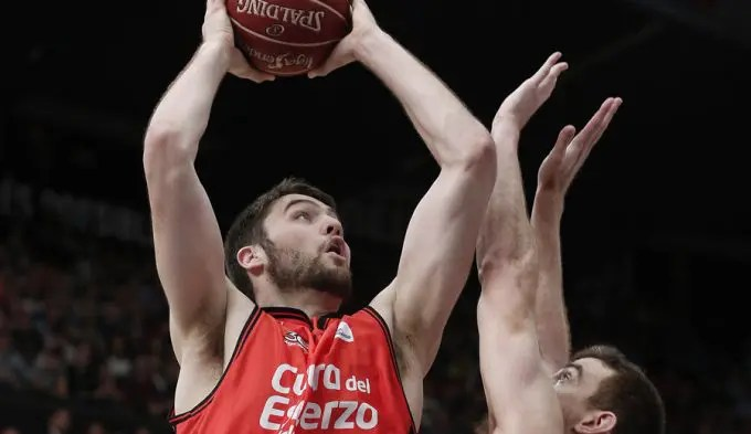 acb,valencia basket,iberostar tenerife, mike tobey