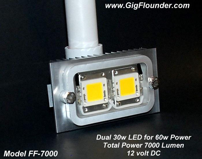 Led Flounder Lights