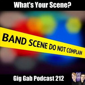 Episode image for Gig Gab Podcast 212