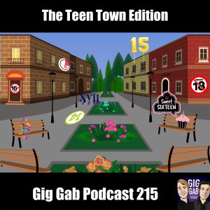 A town with lots of teen numbers in it.