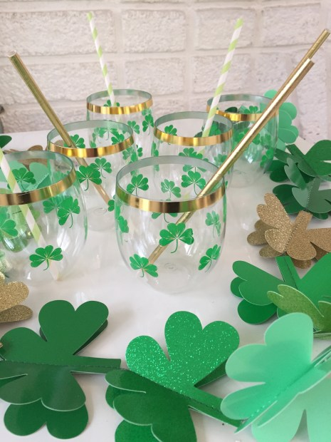 St.Patrick's day party supplies