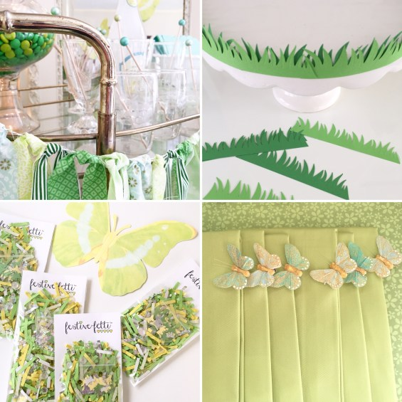 spring party inspiration