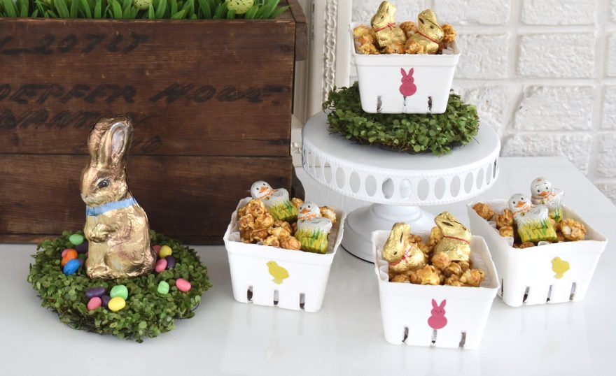 Easter treat table ideas archives giggle living easter favors can be such fun to hand out at your holiday gatherings whether your hosting an egg hunt breakfast or brunch you just might offer up some negle Images