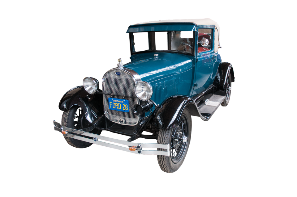 model t, ford, old