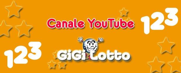 canale youtube di GiGi Lotto