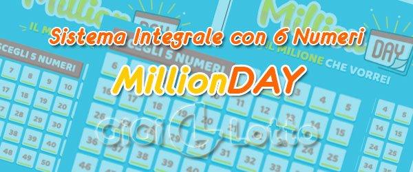 Sistema MillionDay Integrale