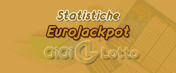 Statistiche Eurojackpot