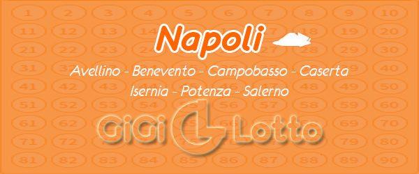 Previsioni sulla ruota Napoli