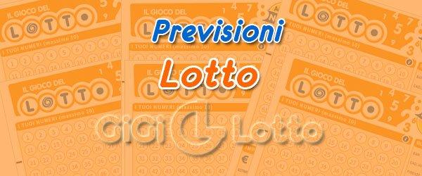 Previsioni Lotto del 28-07-2020