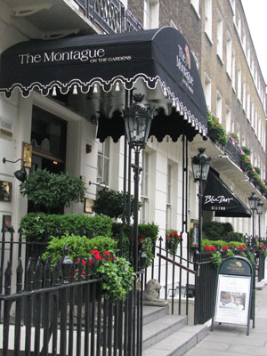 Montague At The Gardens Hotel