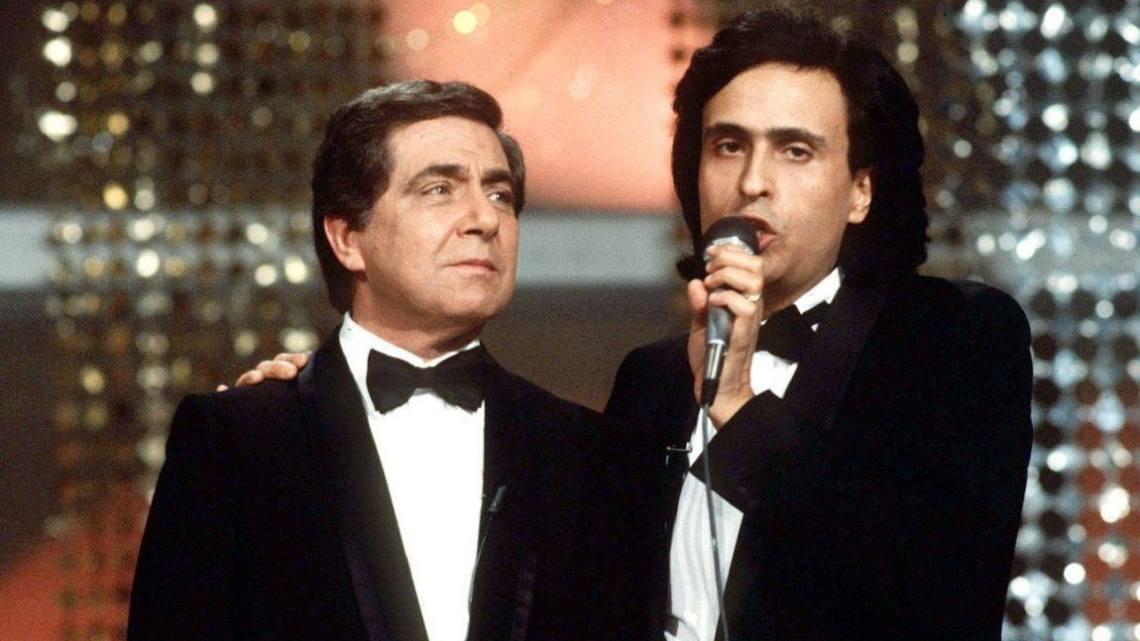 Gigi Sabani e Corrado