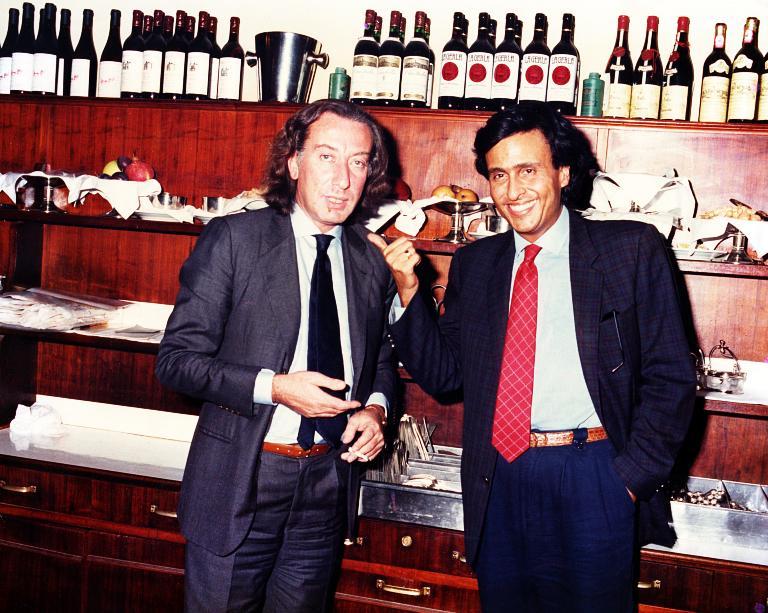 Alfredo Cerruti e Sabani