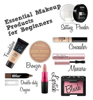 Essential Makeup Products for Beginners