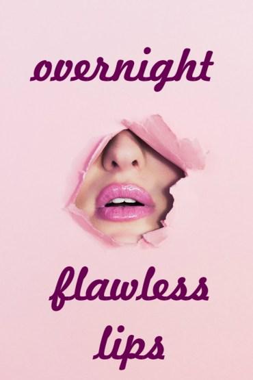 flawless lips