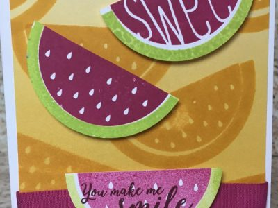 Summer Lovin' Theme Team Stamp It Blog Hop