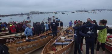 Mevagissey have spare gig for some Scilly races