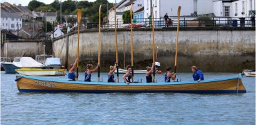 Torridge Gig Club First Regatta