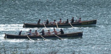 Two rowing events this Easter weekend