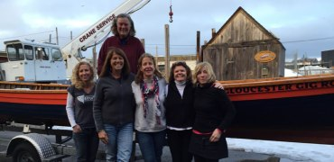 The USA crews say 'Thanks & see you on Scilly'!