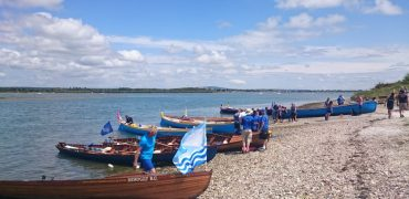 Round Hayling Flag Race next weekend