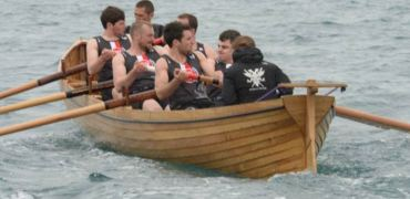 Falmouth Children in Need 24 hour row
