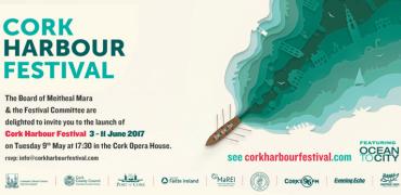 Invitation to Cork Harbour Festival
