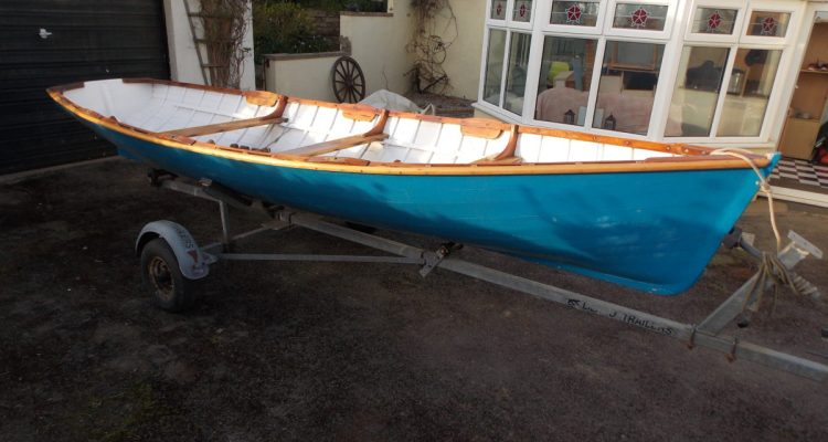 skiff for sale