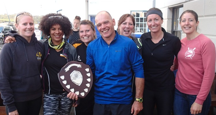 Appledore Ladies Winners
