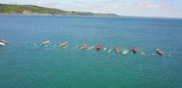 Looe Regatta Results Board