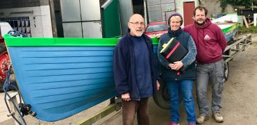 Clovelly Gig Club Receive New GRP Training Gig