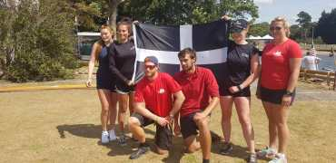 Cornish Gig Rowers Represent Great Britain In Atlantic Challenge