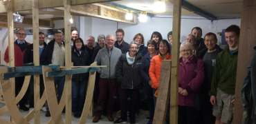 New Build for Rame Gig Club