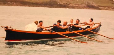 A Tribute to One of Gig Rowing's Family – Kevin Hall