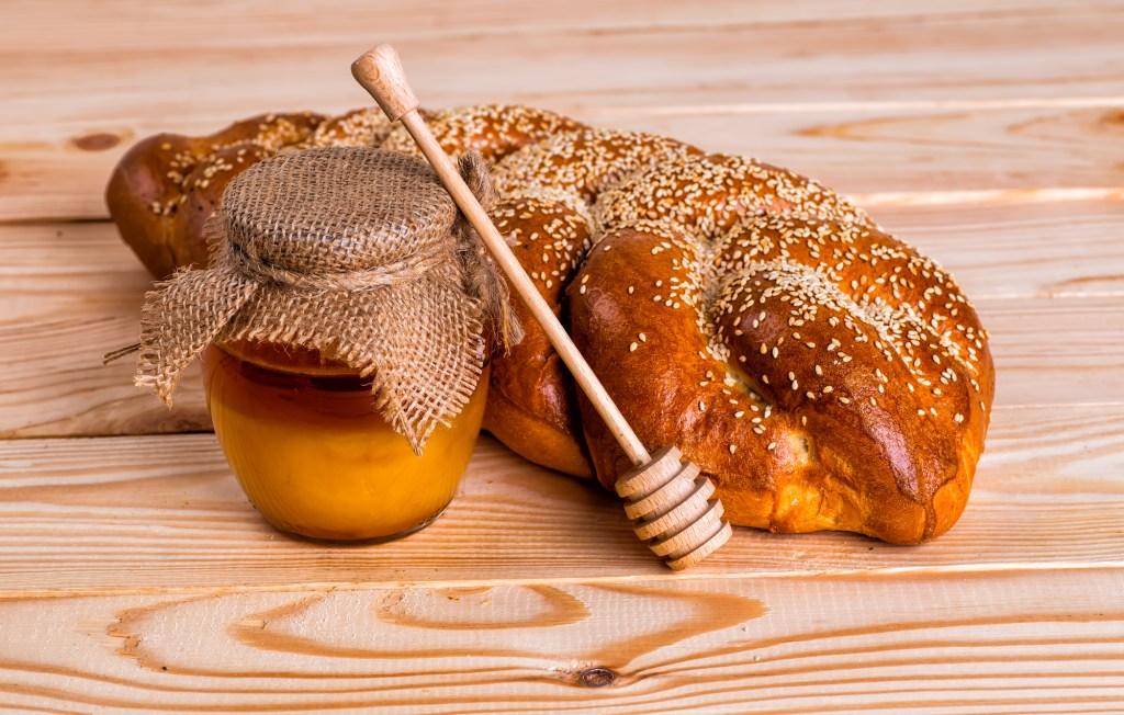 rosh hashanah challah bread