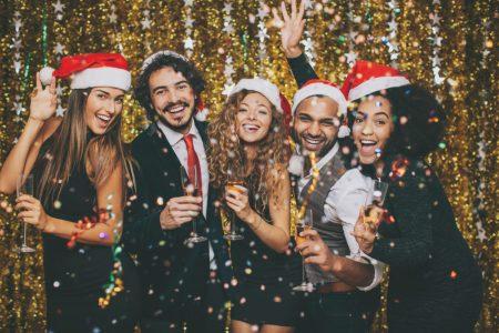 20 Ideas for a Holly-Jolly Company Christmas Party