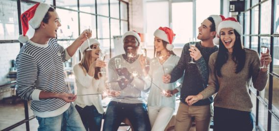 Book Santa Claus to Bring the Jolly to Your Corporate Event