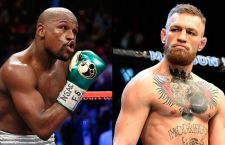It's Going Down – the Mayweather McGregor Fight is On