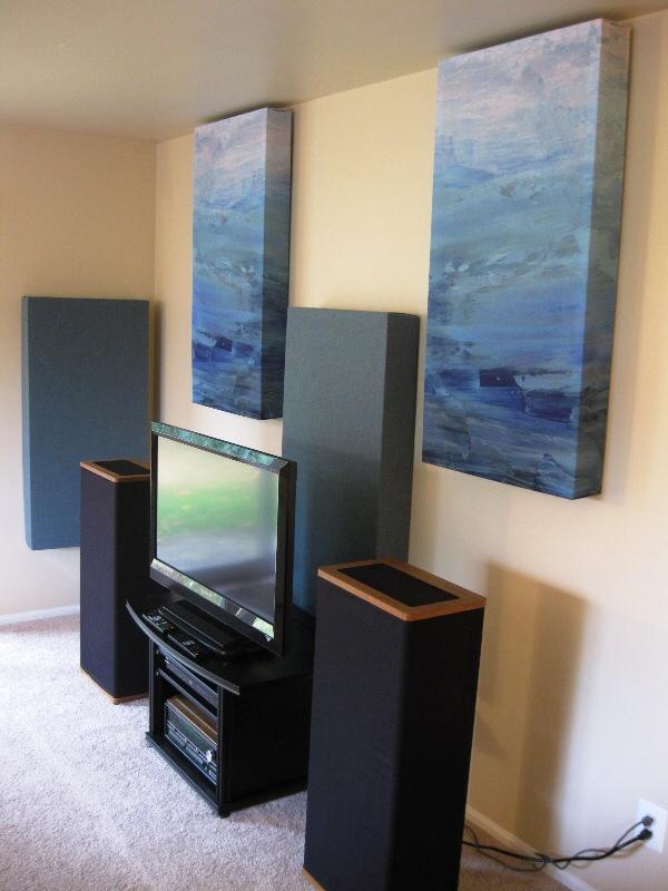 acoustic art panels gik acoustics