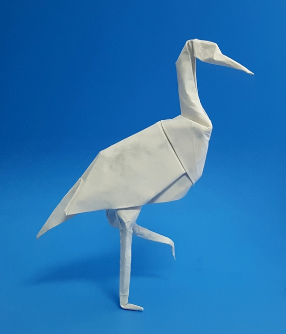 Origami Storks Gilads Origami Page
