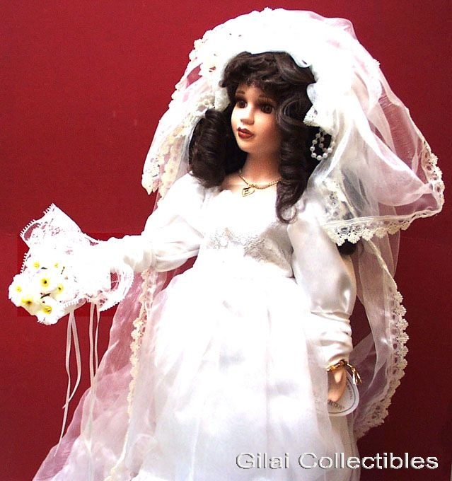 Knightsbridge Porcelain Doll