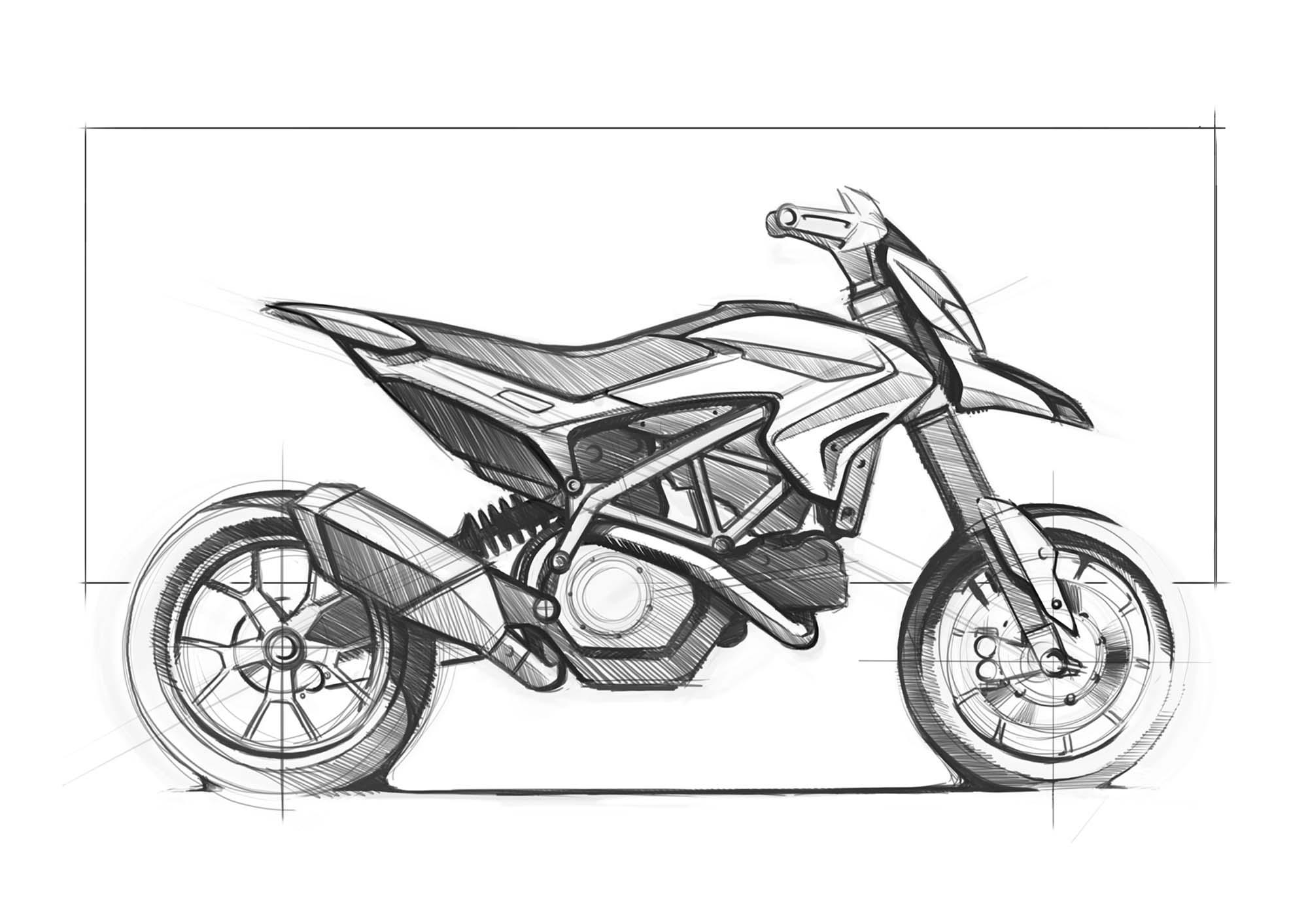 Ducati Hypermotard Design 05