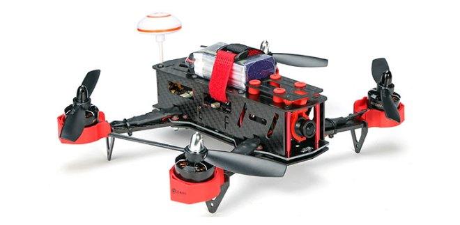 Eachine Falcon 250 FPV mini drone quadcopter racer