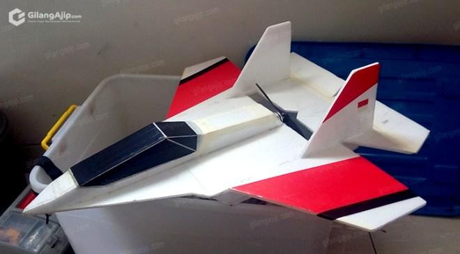 Harga Komponen Pesawat RC Jet Sederhana