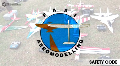 Peraturan Organisasi Aeromodelling Indonesia PB FASI