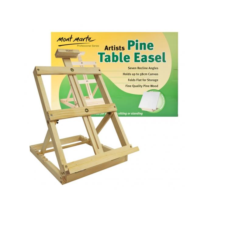Mont Marte Small Pine Table Easel – Gilar