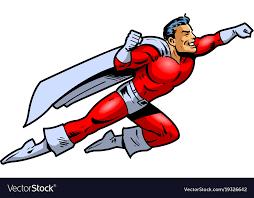 Superhero picture