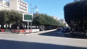 The streets of Trani, ahhhh.